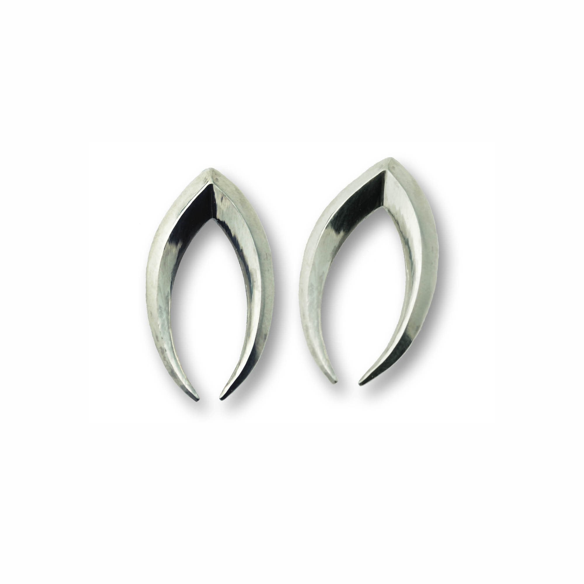 Foliate Wish Stud Earrings