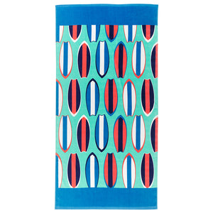 Viv & Lou Beach Towels