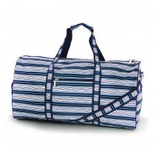 Wave Stripes Duffel