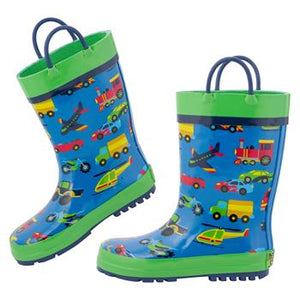 Transportation Rain Boot