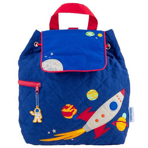 Boys Quilted Backpack