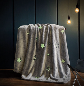 Star Bright Glow Throw