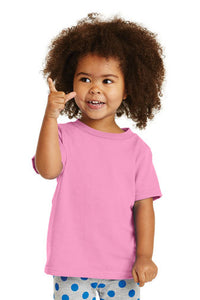 Toddler Port & Company Tee Short Sleeve