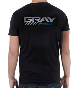 GRAY MOTORSPORTS SHORT SLEEVE CREW WORKSHIRT