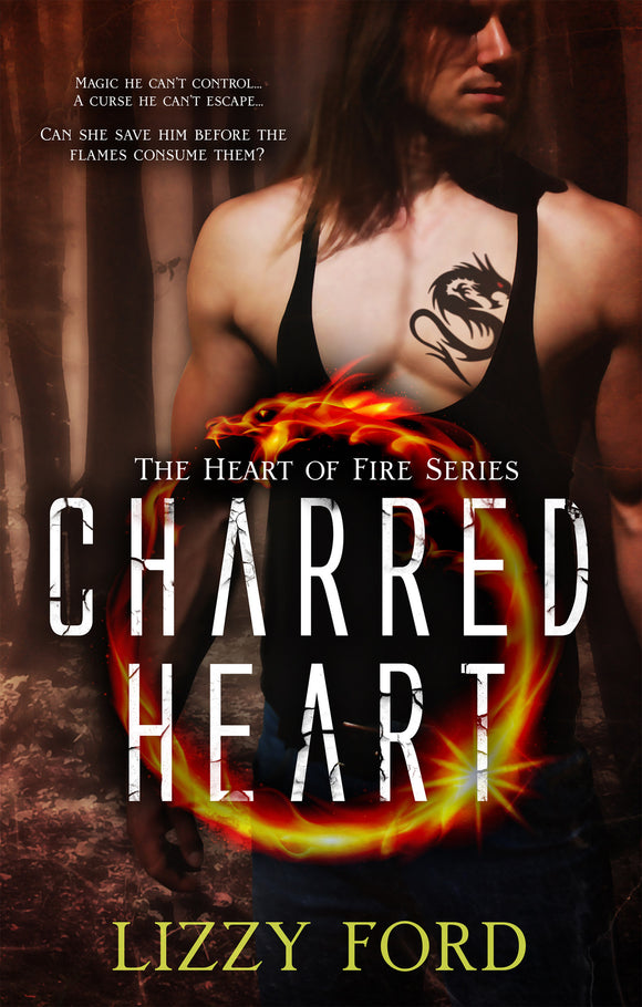 Charred Heart (#1, Heart of Fire Series)