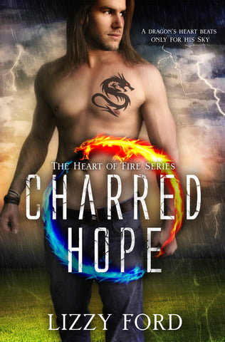 Charred Hope (Heart of Fire #3)