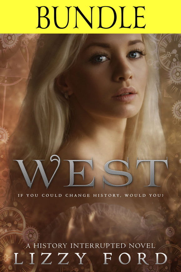 Series Bundle: West, East & North (3 books)