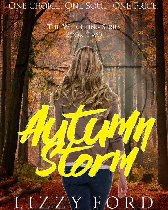 Autumn Storm (Witchling Series #2)