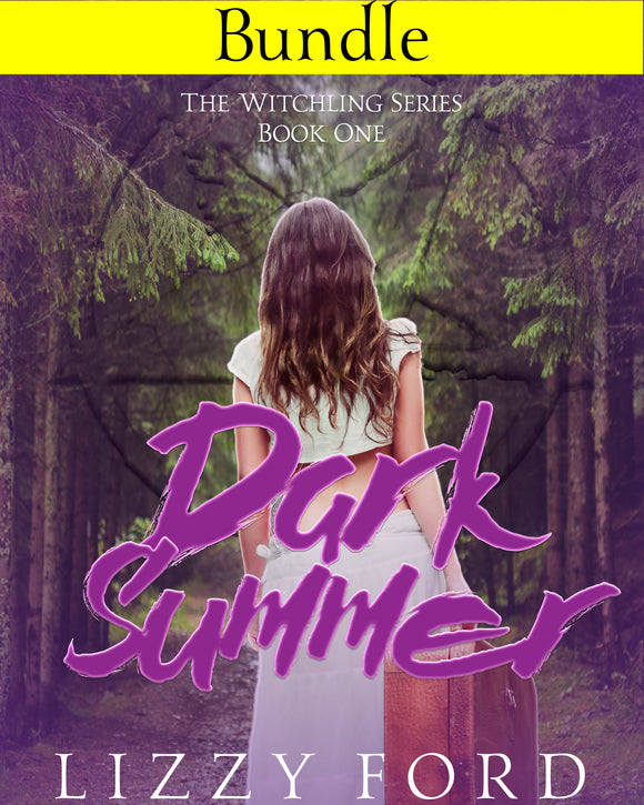 Series Bundle: The Witchlings (4 books)