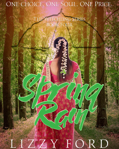 Spring Rain (Witchling Series #4)