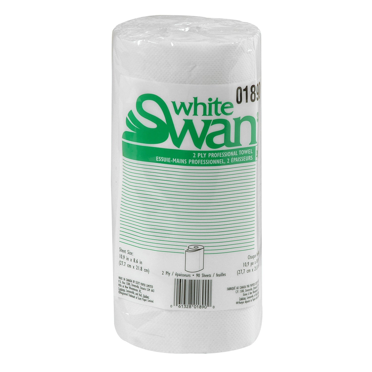 Scott's Paper Towel 11'' - 90 sheets/roll - 24 Pack [$1.33/roll]