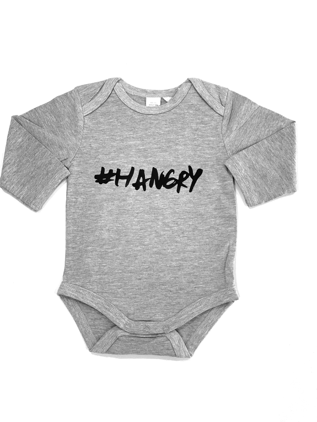 MLW By Design | Hangry Jumpsuit Grey