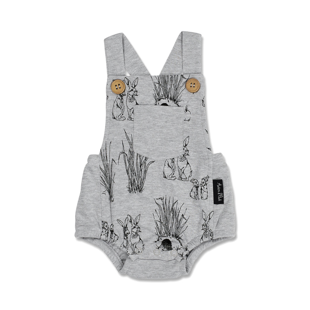 Aster & Oak | Burrow Pocket Playsuit