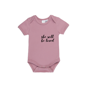 MLW By Design | She Will Be Loved Bodysuit