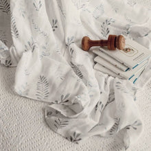 Load image into Gallery viewer, Snuggle Hunny | Organic Muslin Wrap - Wild Fern
