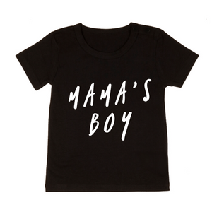MLW By Design | Mumma's Boy Tee