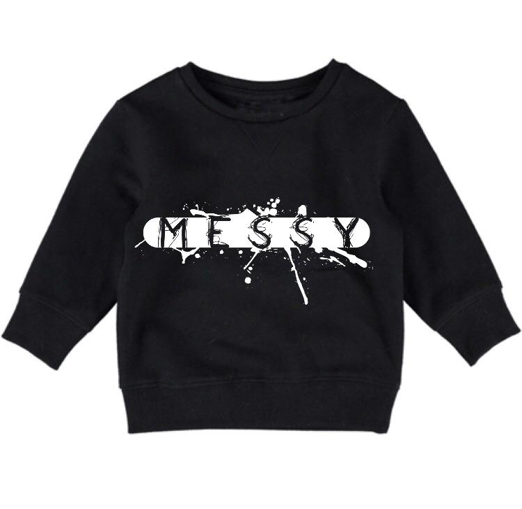 MLW By Design | Messy Crew