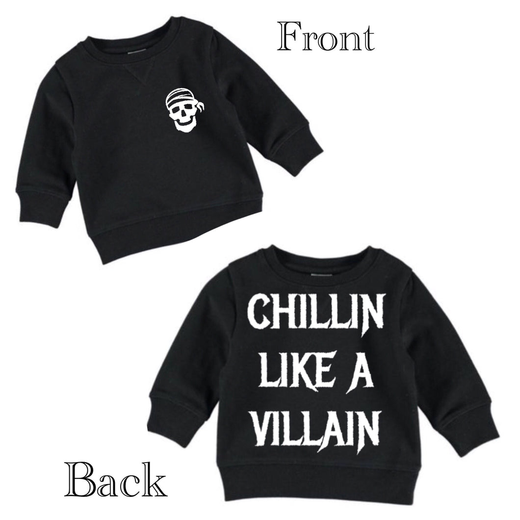 MLW By Design | Chillin Villian Crew