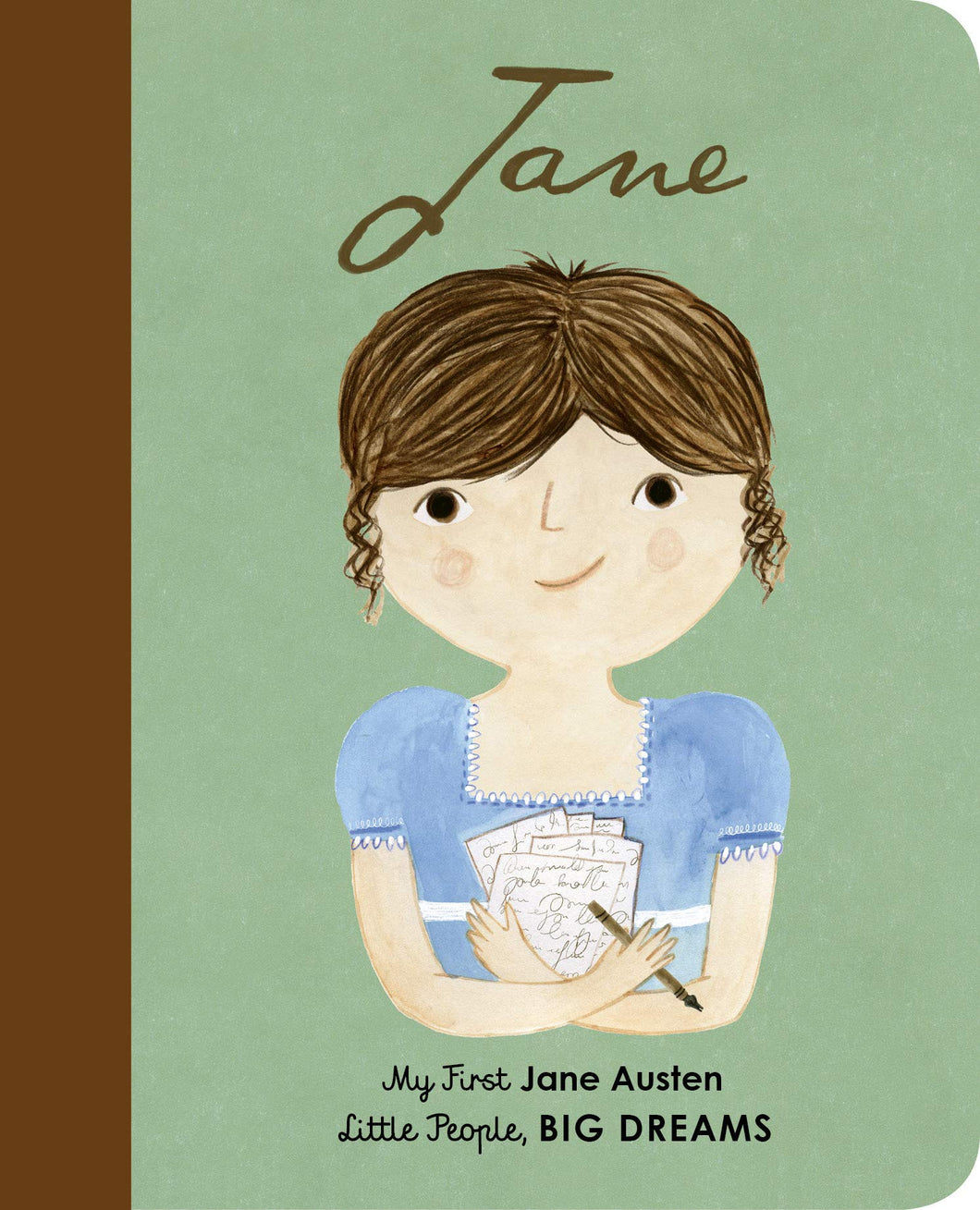 Little People Big Dreams - Jane Austen
