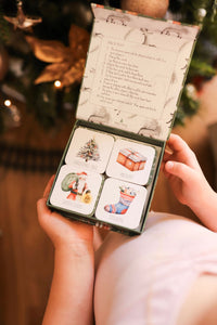 Modern Monty | Christmas Memory Card Game