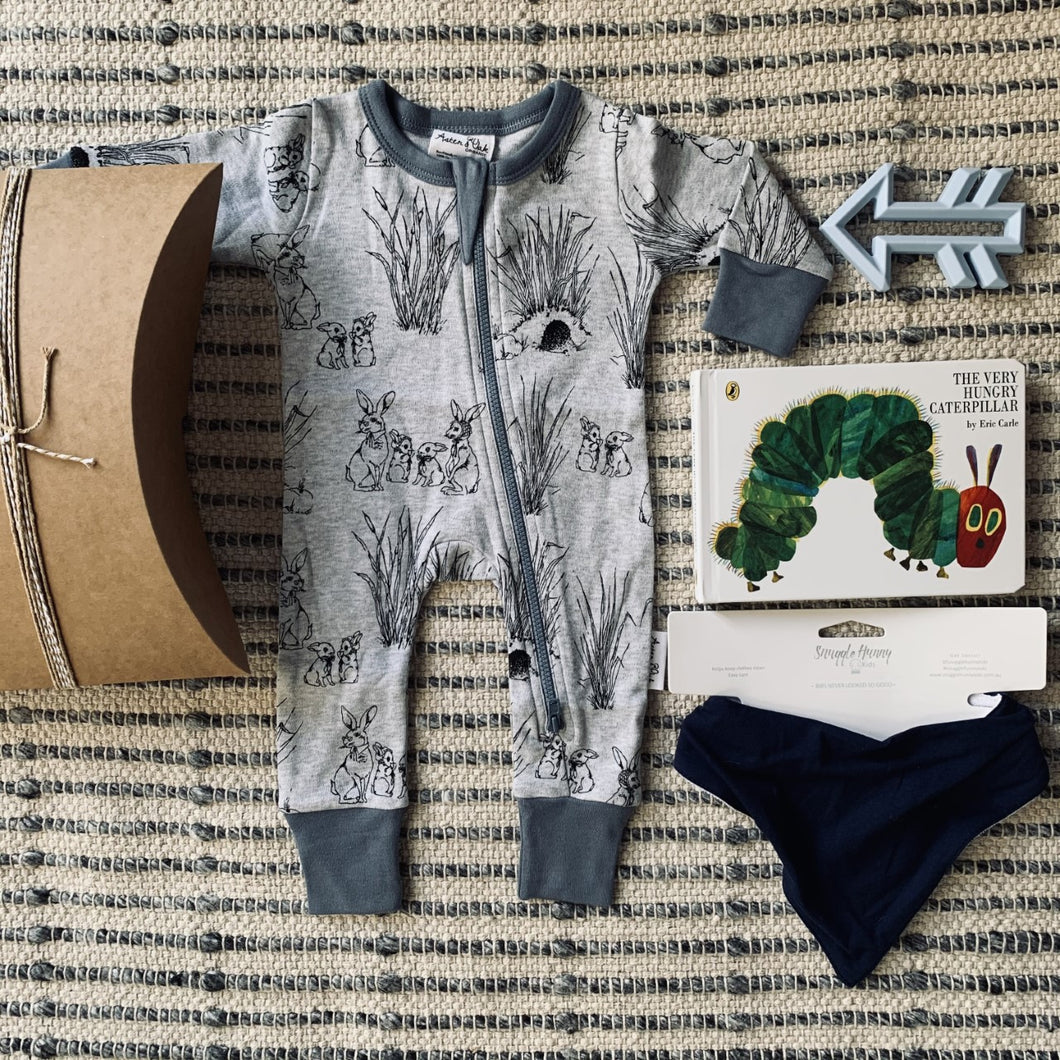 Nate Baby Boy | Gift Box