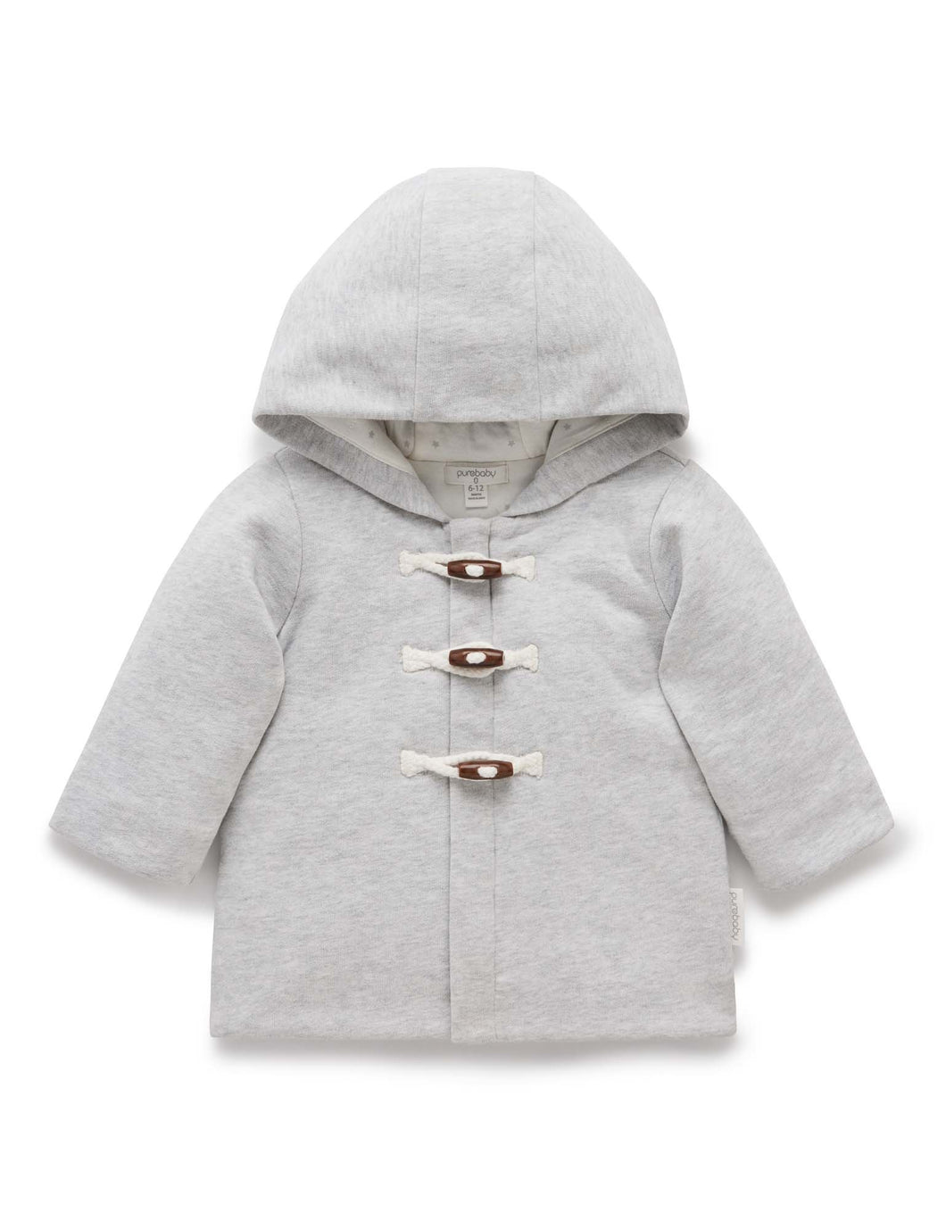 Pure Baby | Paddington Jacket - Grey