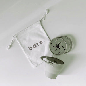 Bare the Label | Snackie Cup - Dusty Sage