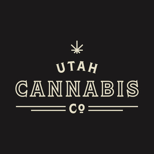 Utah Cannabis Co. Black Canvas