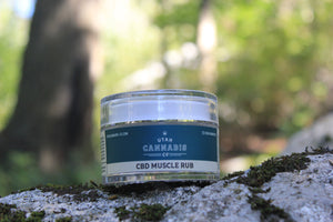 Utah Cannabis Co. CBD Muscle Rub