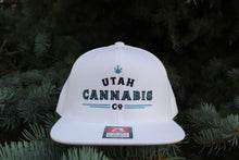 Load image into Gallery viewer, Utah Cannabis White Hat