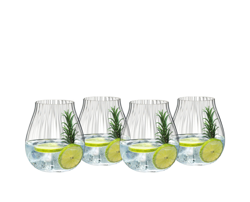 Riedel Tumbler Collection Optical O Gin Set
