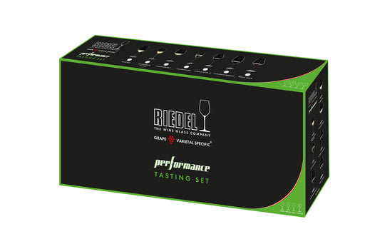 RIEDEL PERFORMANCE TASTING SET
