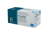Meril Filaxyn Polydioxanone Sutures USP 4-0, 1/2 Circle Round Body Double Needle I134-222