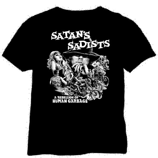 SATAN'S SADISTS  T-SHIRT