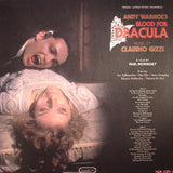 "ANDY WARHOL'S ""BLOOD FOR DRACULA"" OST LP (Copy)"