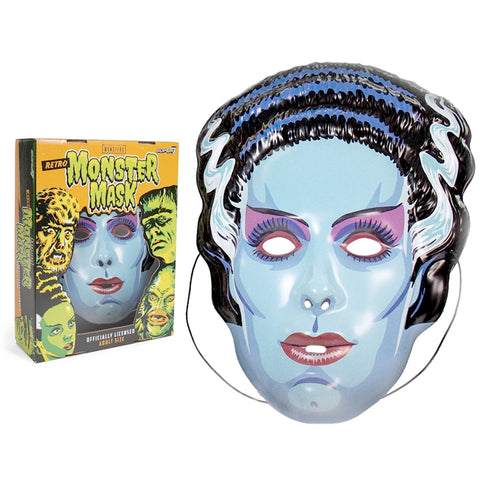 BRIDE OF FRANKENSTEIN (WHT)- MASK
