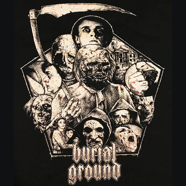 BURIAL GROUND SHIRT