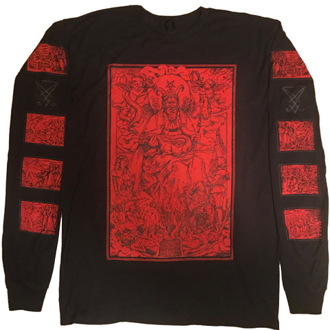BURNT OFFERING LONG SLEEVE SHIRT