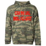 CANNIBAL HOLOCAUST JUNGLE CAMO PULLOVER HOODIE