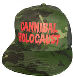 """CANNIBAL HOLOCAUST"" JUNGLE CAMO HAT"