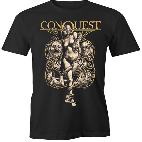 CONQUEST - Glow in the Dark shirt!