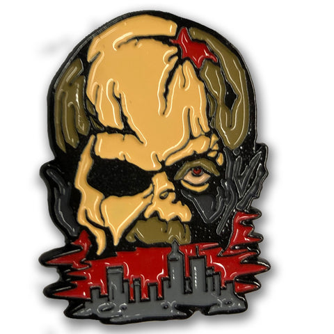CITY OF THE LIVING DEAD PIN
