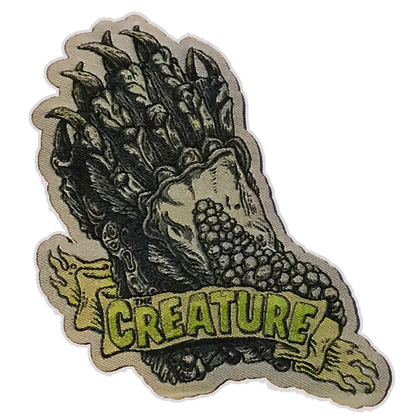 GHOULISH GARY | PRAYING HANDS CREATURE PATCH
