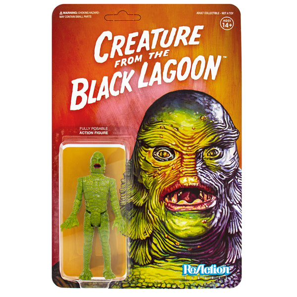 "CREATURE FROM THE BLACK LAGOON - 3.75"" ReAction Figure"