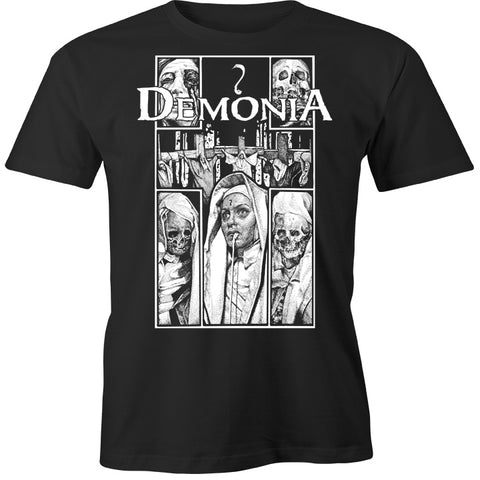 DEMONIA - Glow in the Dark shirt!