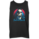 FACES of DEATH UNISEX TANK