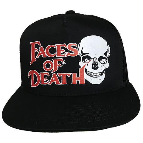 FACES of DEATH HAT