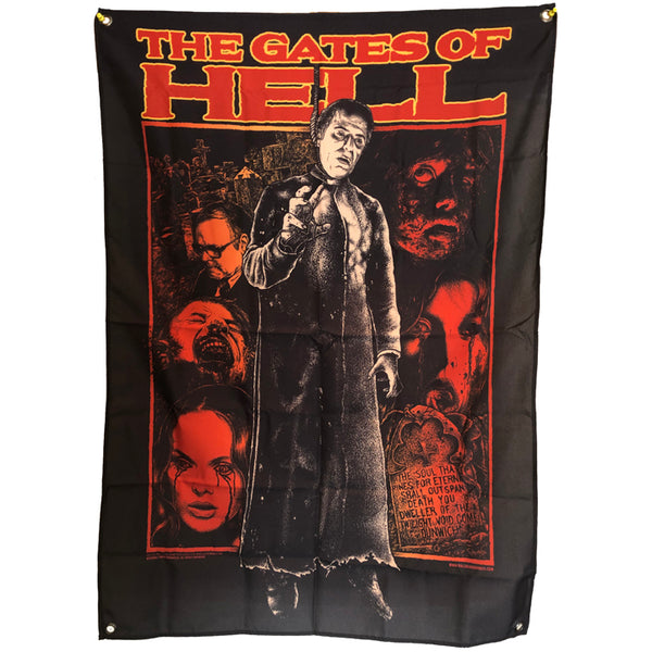 GATES of HELL TAPESTRY