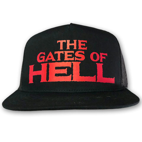 """THE GATES OF HELL"" HAT"