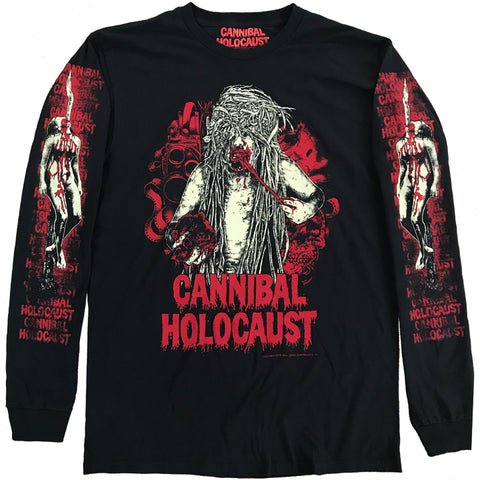 CANNIBAL HOLOCAUST LONG SLEEVE